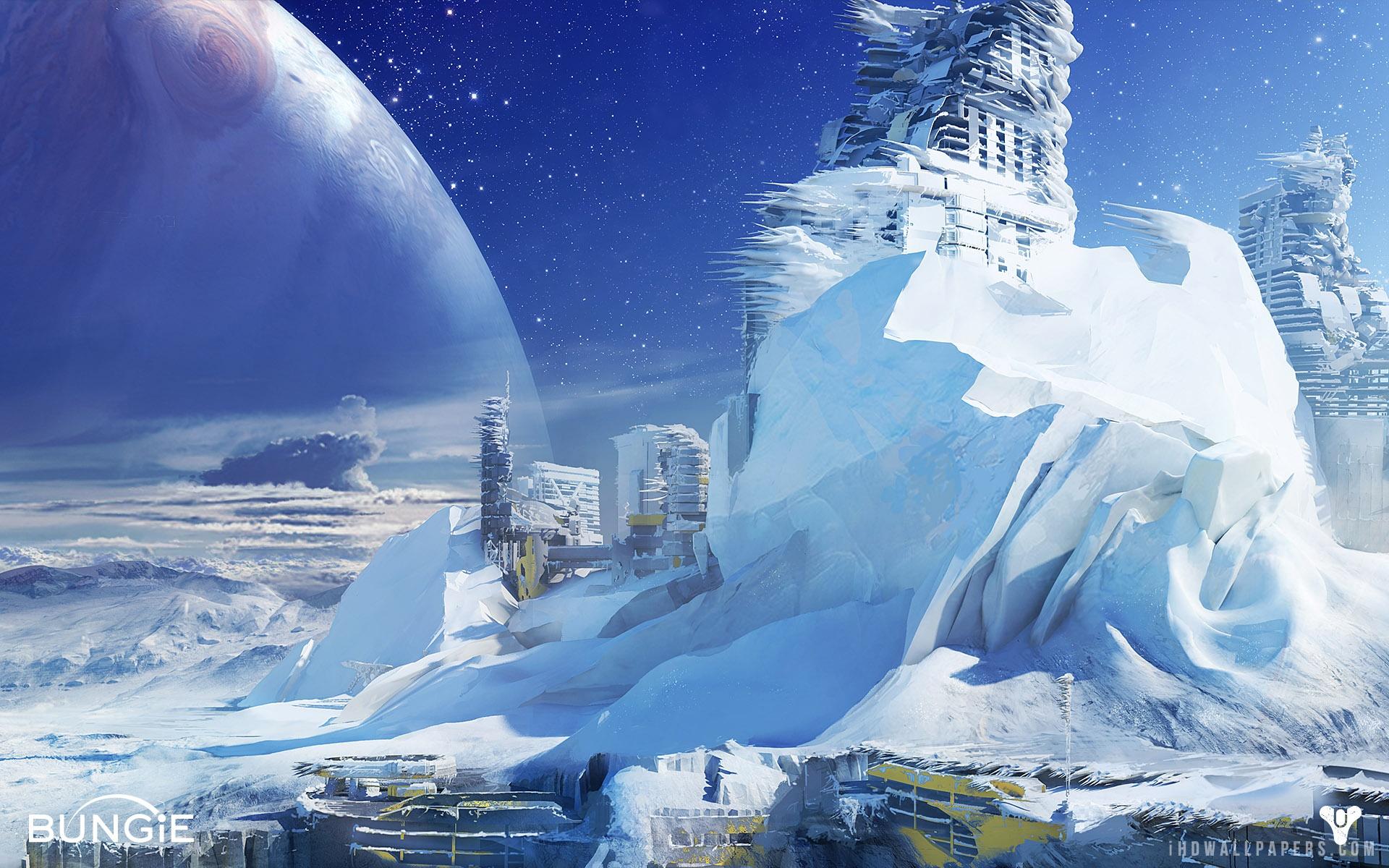 Destiny Concept Art Wallpaper