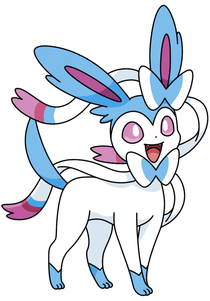Fairy Type Pokmon images Shiny Sylveon HD wallpaper and 700x1000