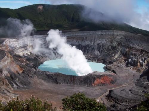 Volcano Wallpaper 1920x1080 500x375