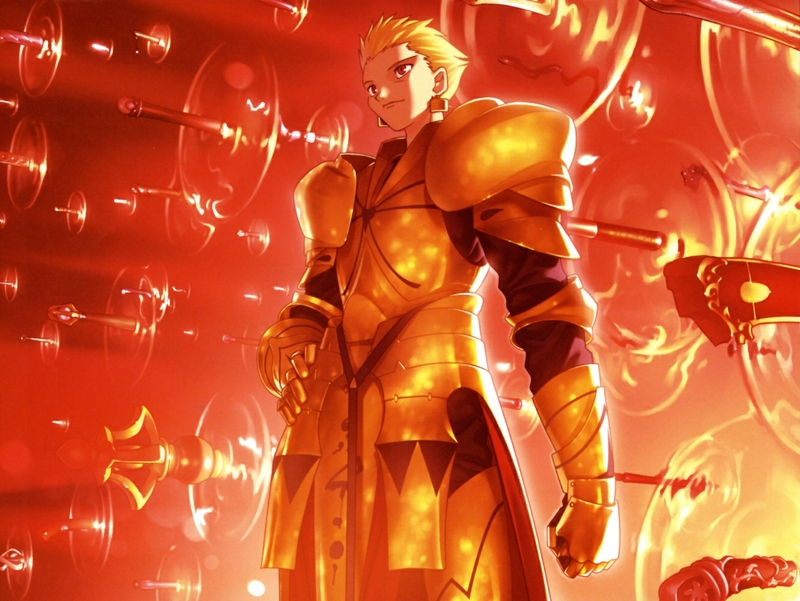 Anime Hd Wallpapers Subcategory Fate Stay Night Hd Wallpapers 800x601