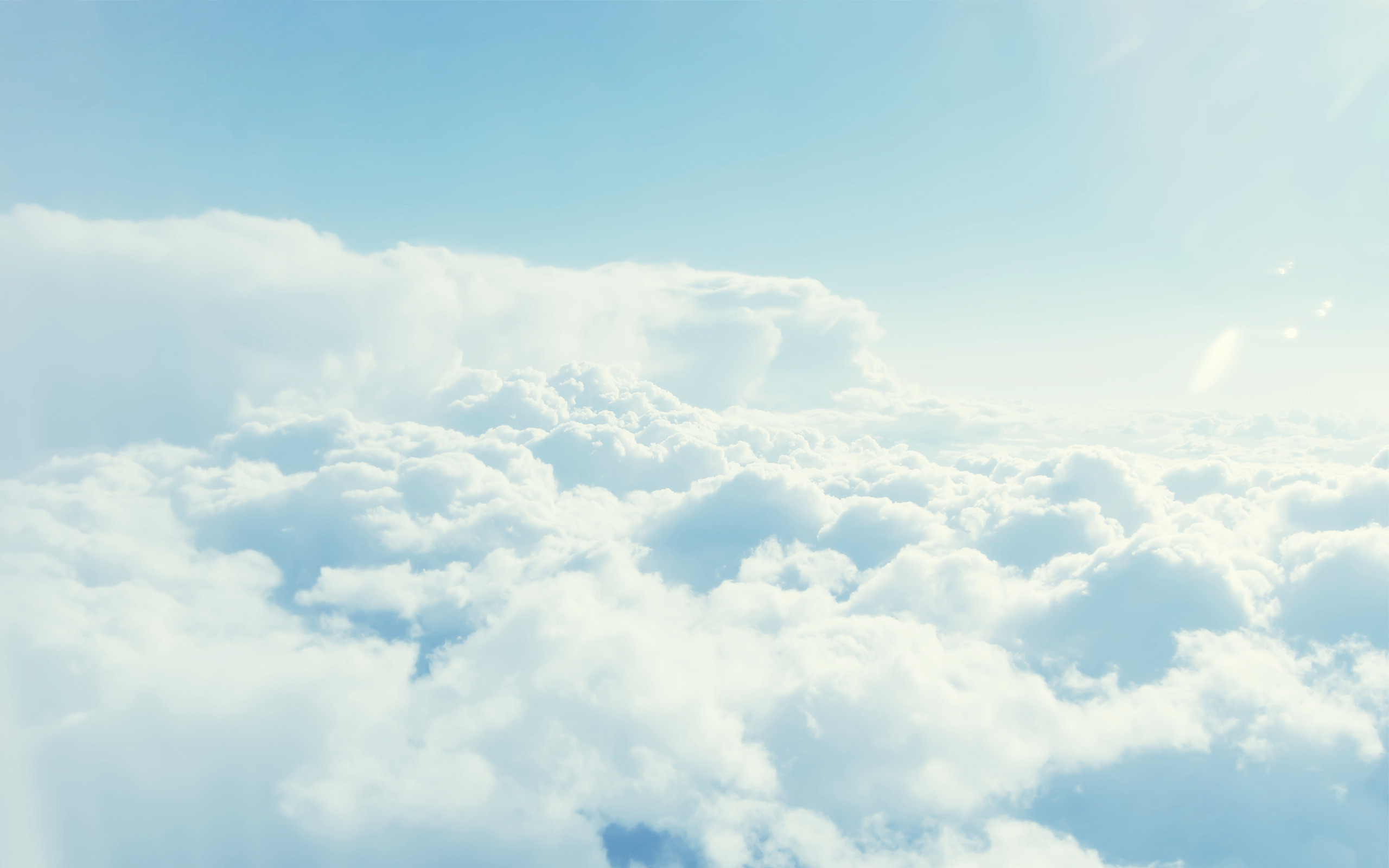 Above the Clouds wallpapers and images   download wallpapers 2560x1600