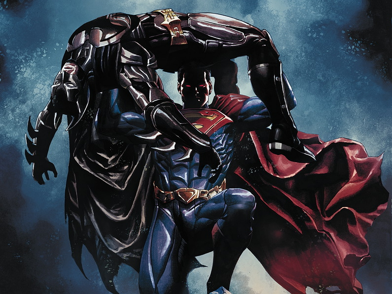 12 Injustice Gods Among Us HD Wallpapers Backgrounds   Wallpaper 1280x960
