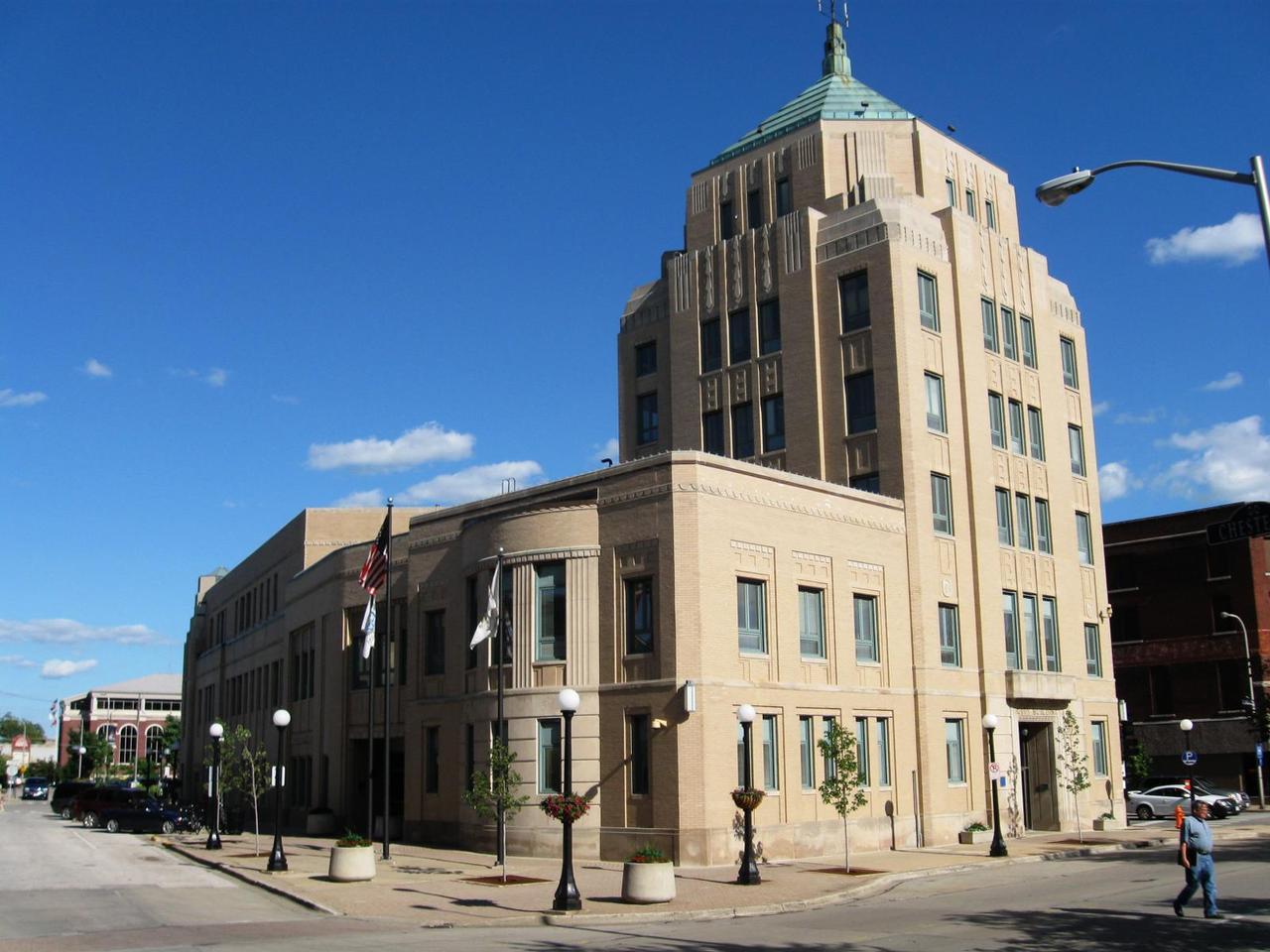 City Building Champaign Illinois Submission 1280x960