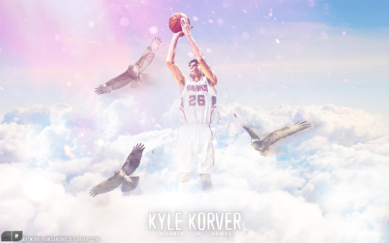 Kyle Korver Hawks 2014 Wallpaper Basketball Wallpapers at 2880x1800
