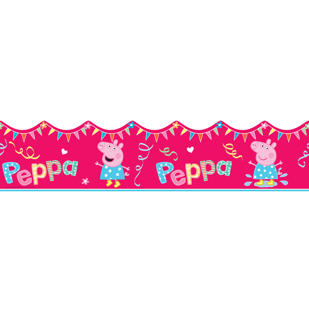 Peppa Pig Wallpaper Border 1000x1000
