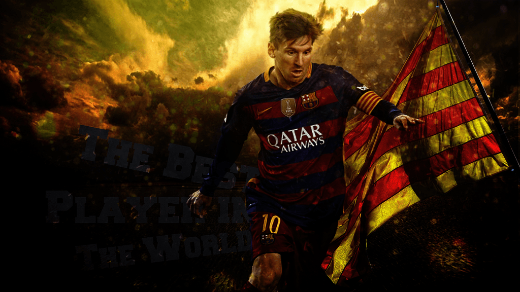 Wallpapers Lionel Messi 2017 1024x576