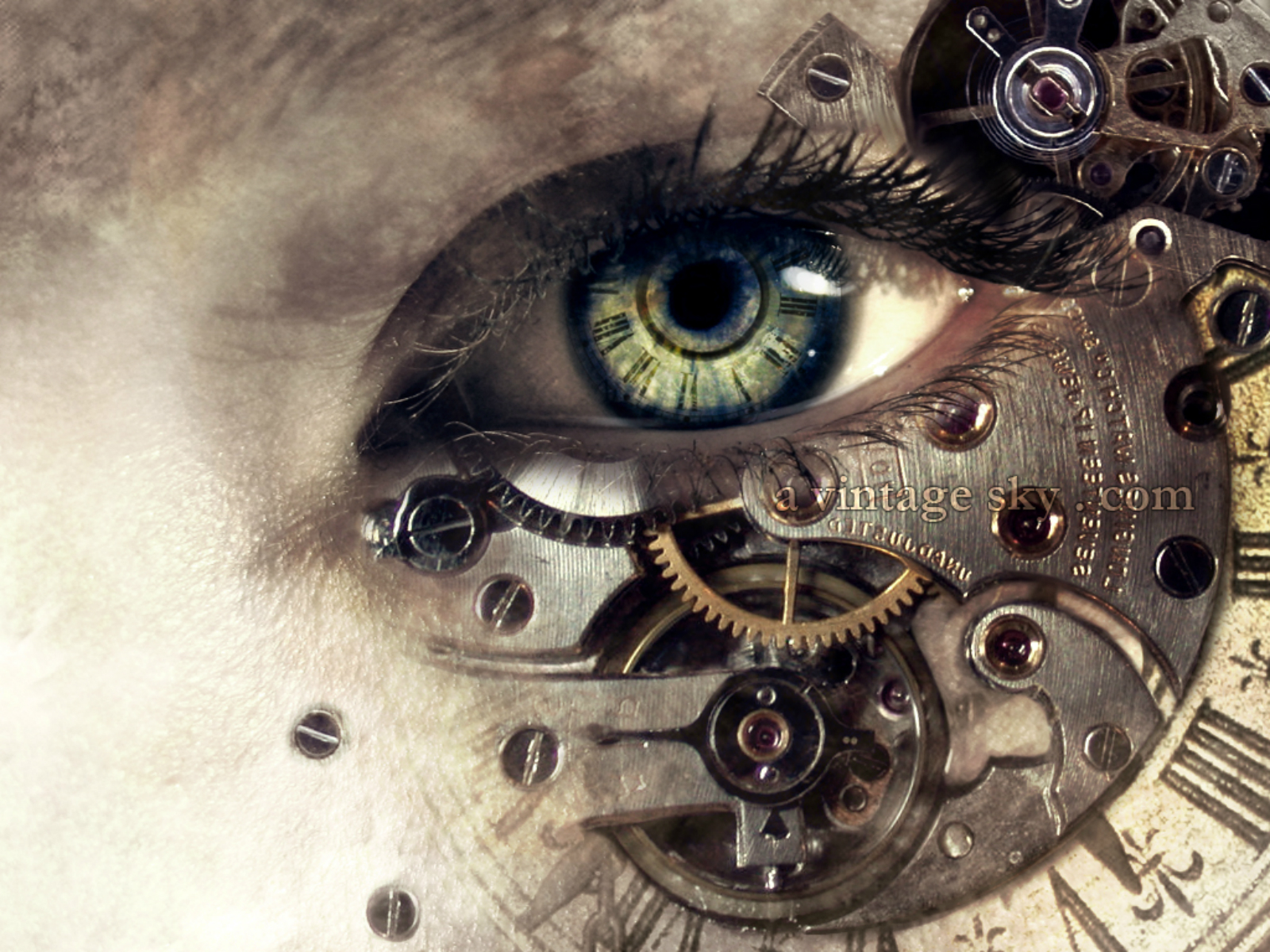 Steampunk Photos HD Artwork amp Abstract Wallpapers HD 1600x1200