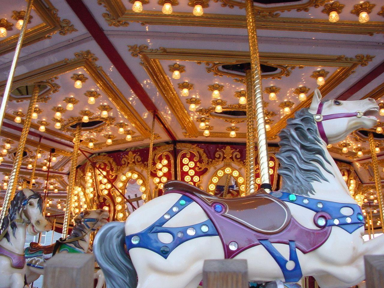 Merry Go Round Wallpapers 1280x960