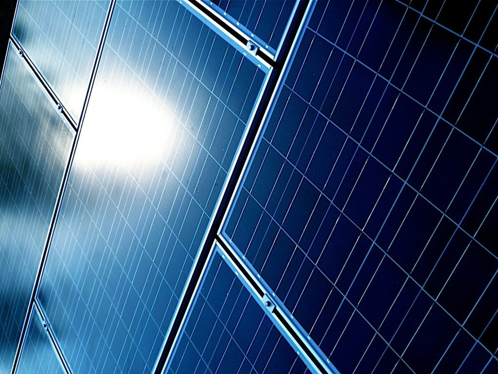 Solar Panel Wallpaper Solar Panel Cleaning Why 1024x768