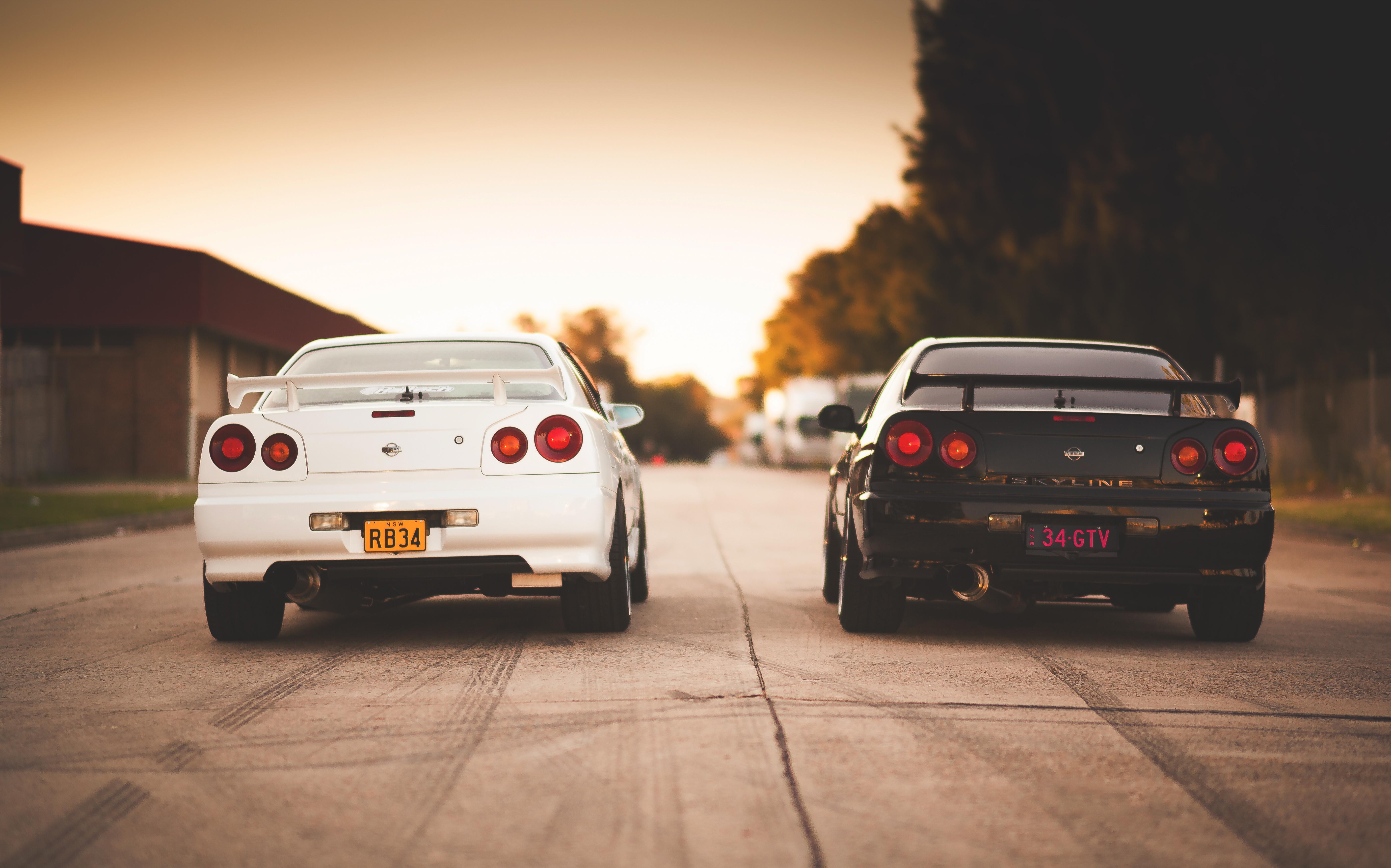 Free Download 65 Nissan Skyline Hd Wallpapers Hintergrnde