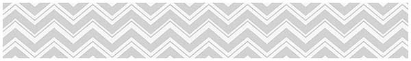 Zig Zag Pink Gray Chevron Wallpaper Border   Blanket Warehouse 600x89