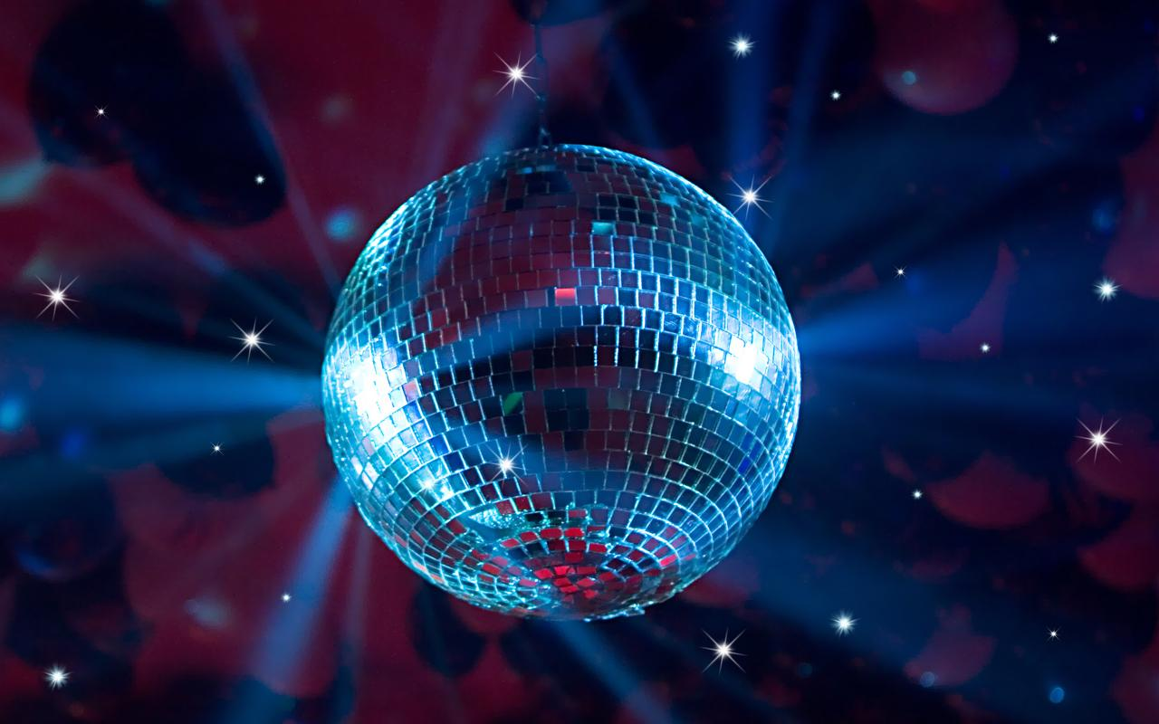 Disco Ball Live Wallpaper   screenshot 1280x800