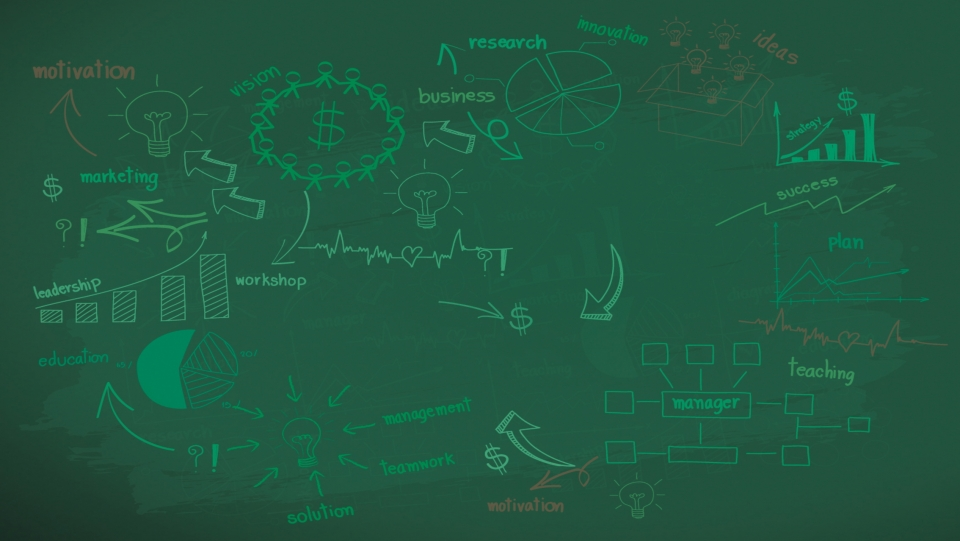 Blackboard Wind Teachers Day Chalkboard Background Design 960x541