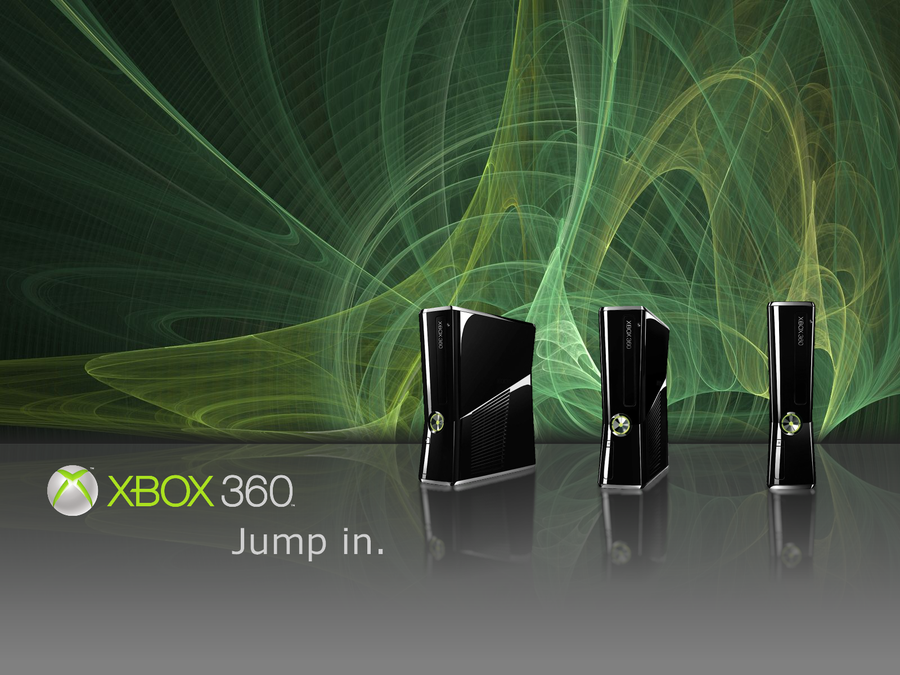 Free download Xbox 360 Slim Wallpaper
