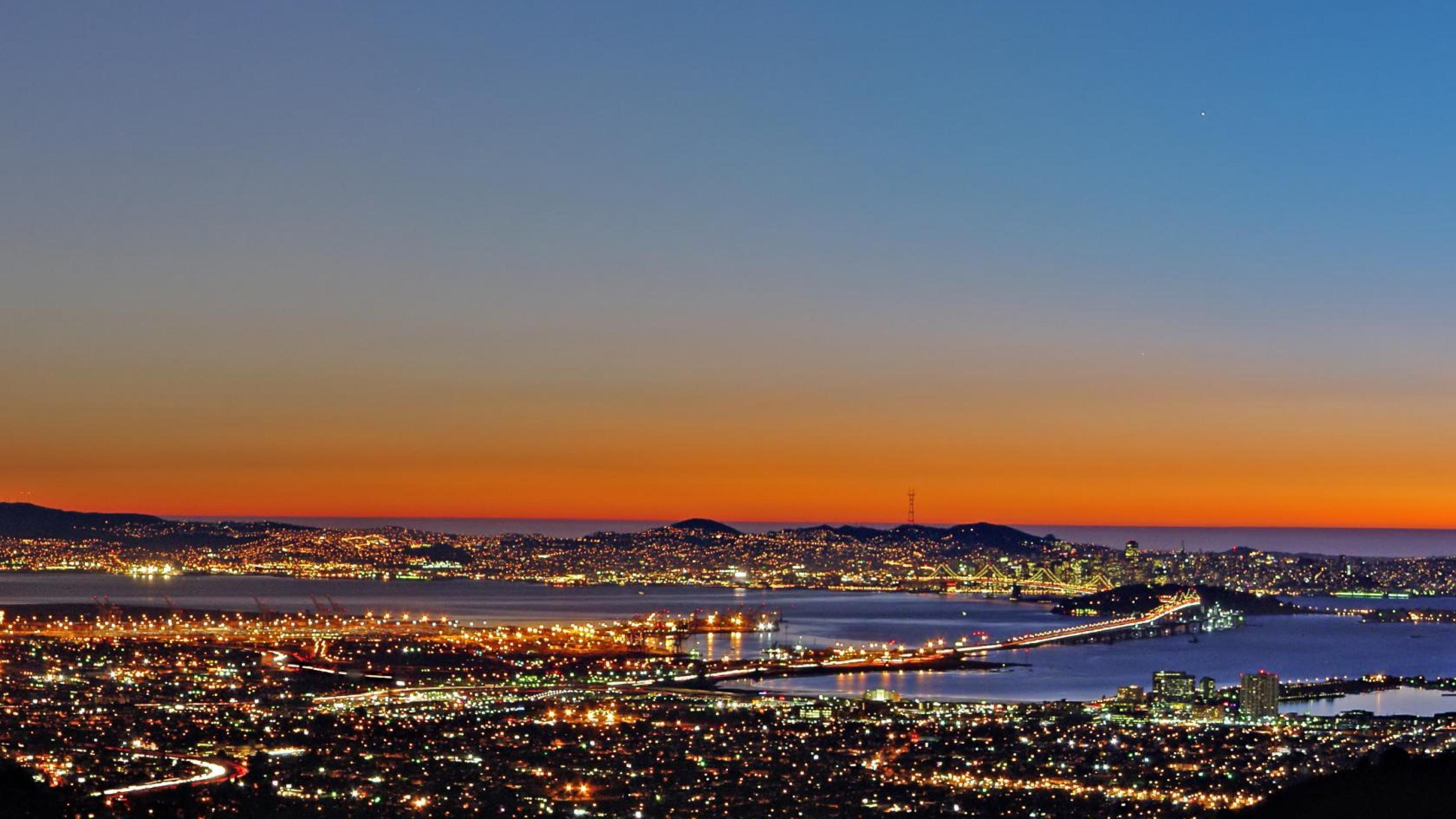 4k Wallpaper San Francisco Wallpapersafari