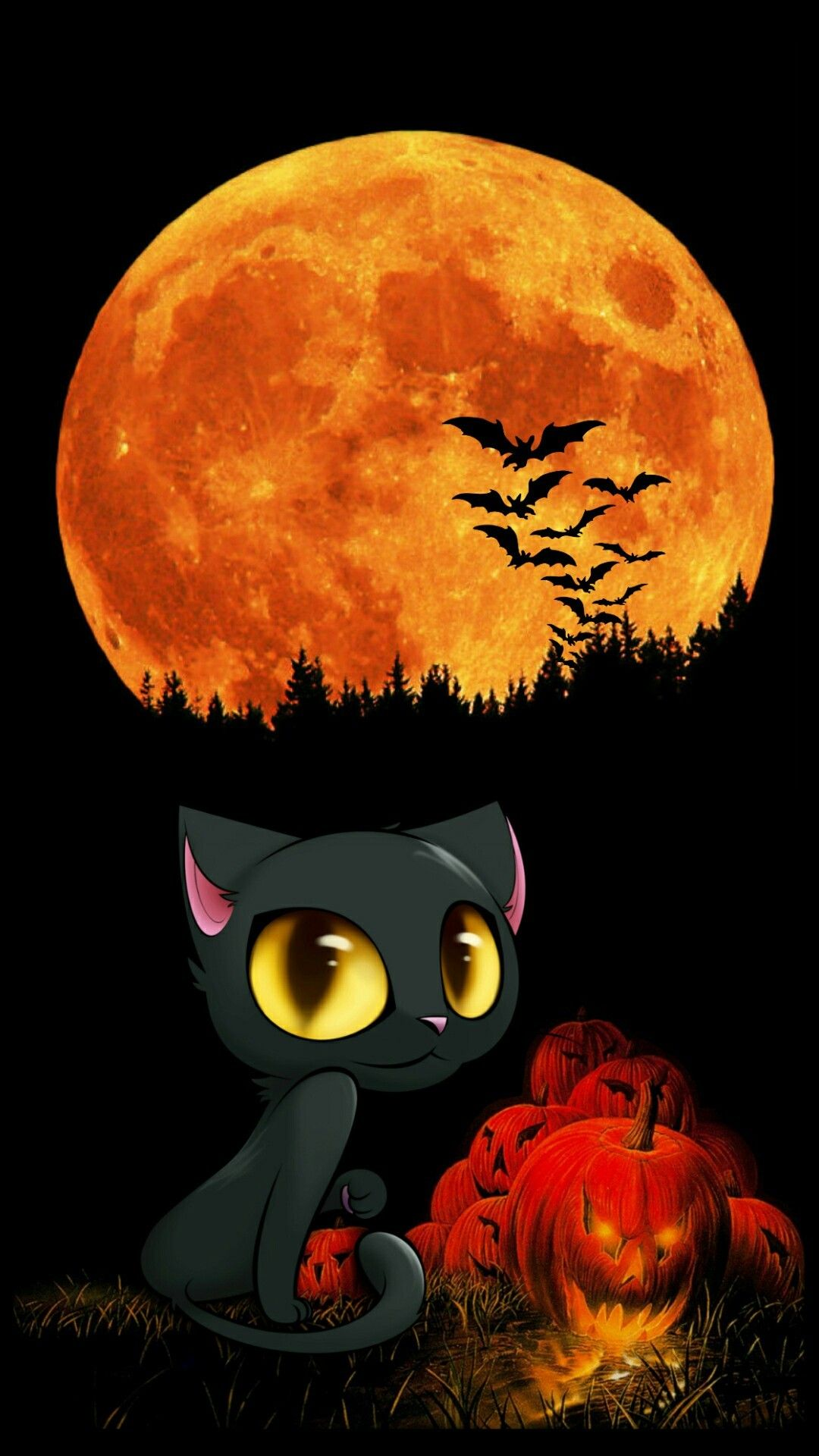 [60] Halloween Wallpaper Images   Android iPhone Desktop HD 1080x1920