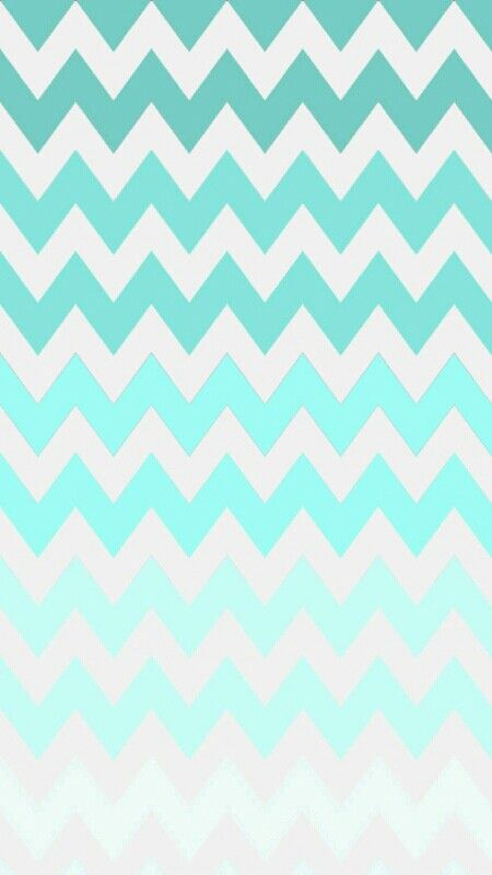 ombre chevron wallpaper more iphone wallpapers turquoise wallpapers 450x800