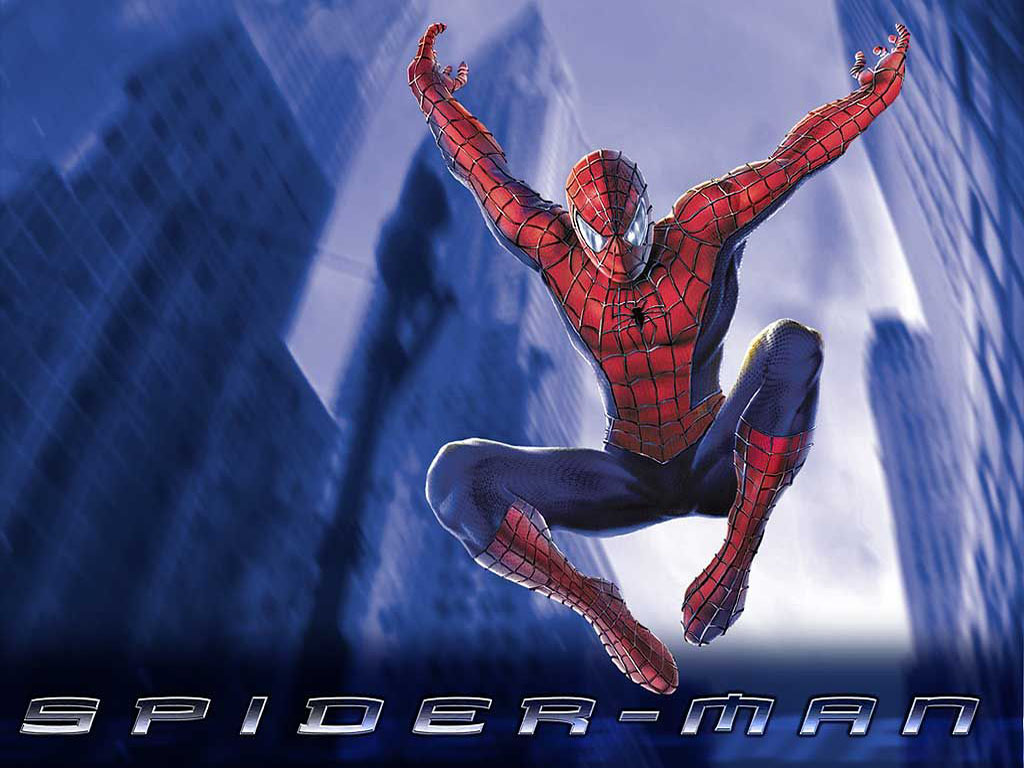 Spiderman Wallpapers 1024x768