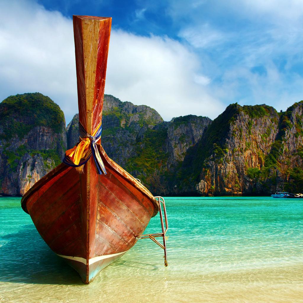 Beautiful Thailand beach wallpaper   Beach Wallpapers 1024x1024