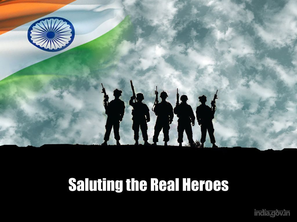 Independence Day Wallpapers 2016 With Indian Army 1024x768