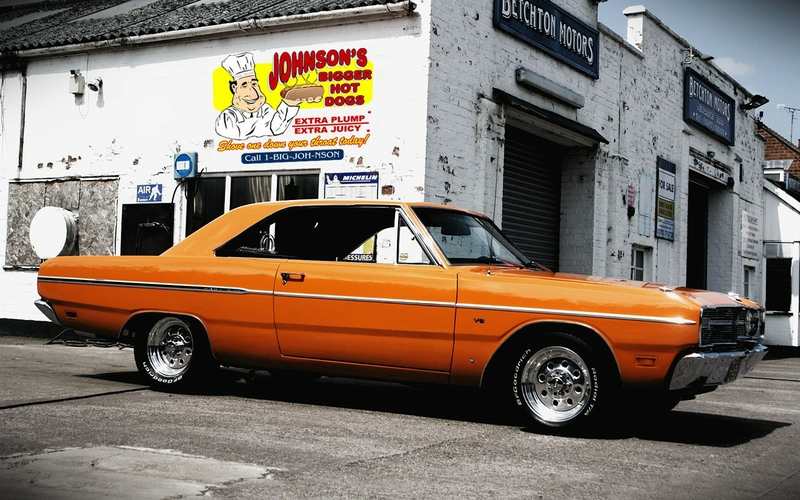 American Cars Wallpaper Muscle 800x500