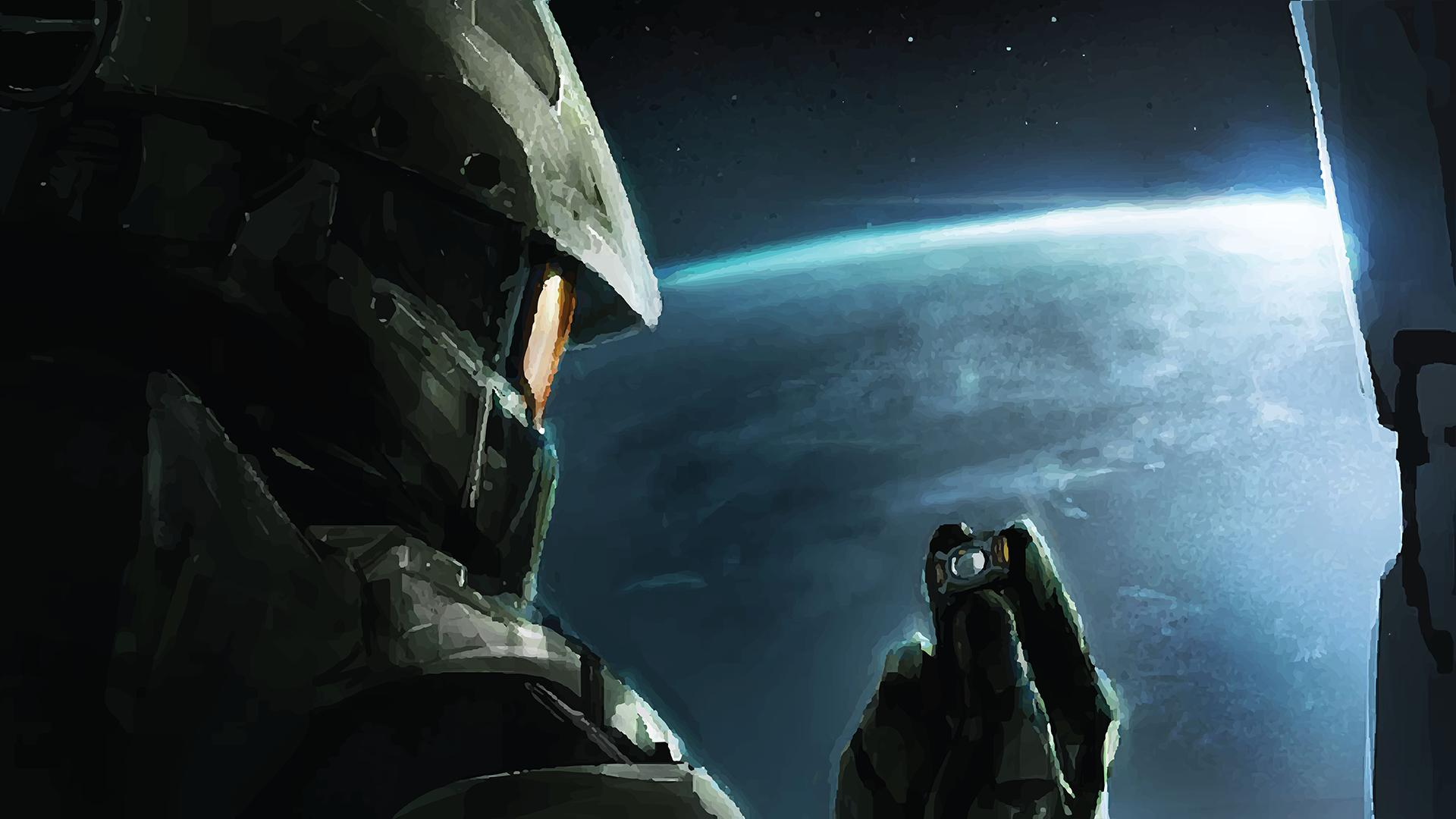 Halo 5 Wallpaper 1920x1080 rhalo [1920x1080] 1920x1080