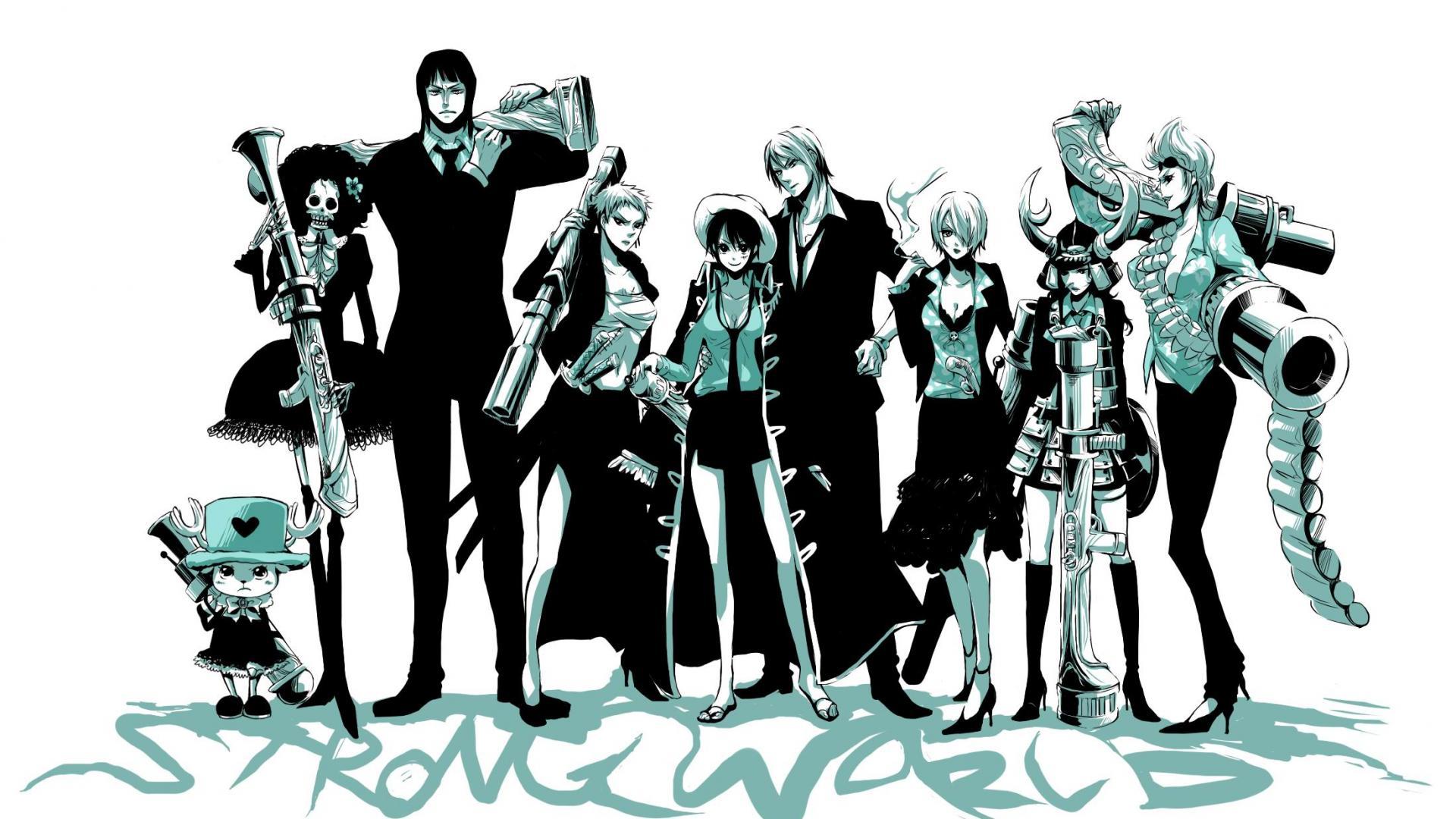 <b>One Piece Wallpaper</b> - QyGjxZ