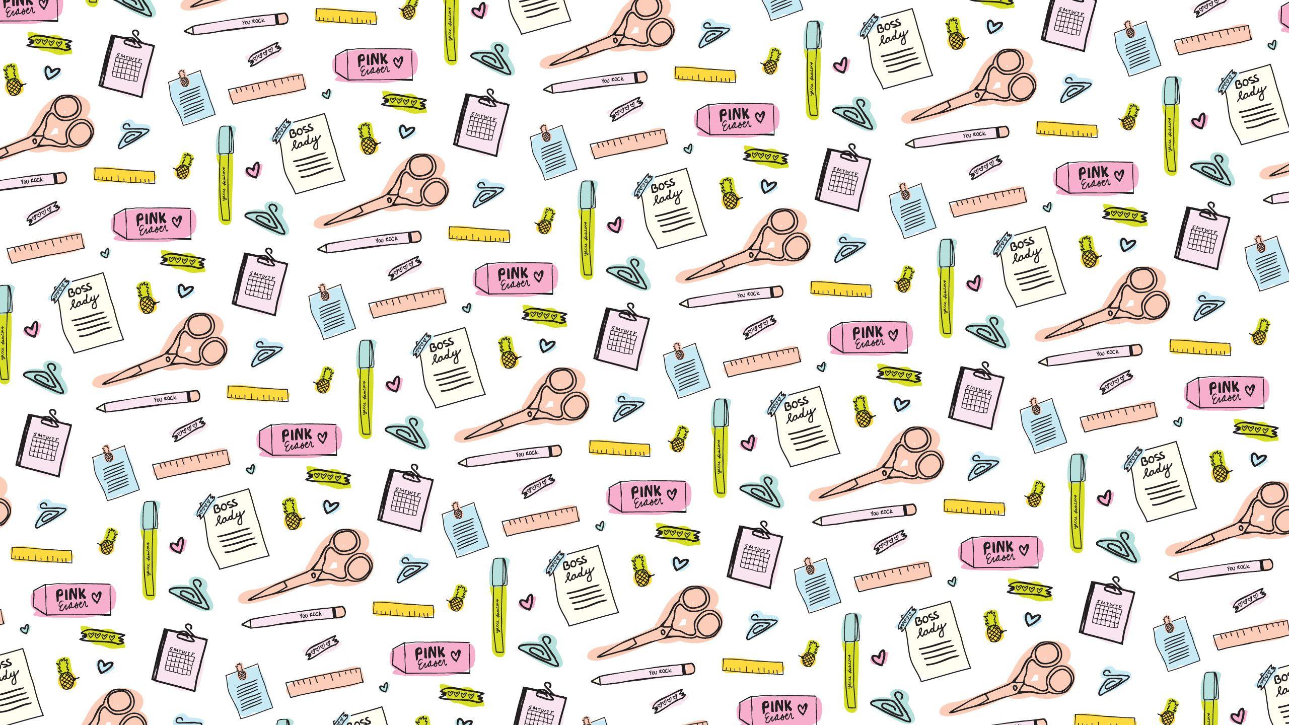 Cute School Desktop Wallpapers   Top Cute School Desktop 2560x1440