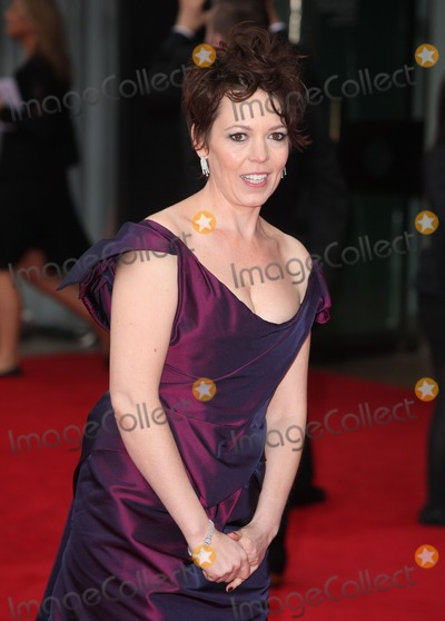 Photos and Pictures   Olivia Coleman arriving for the TV 400x558