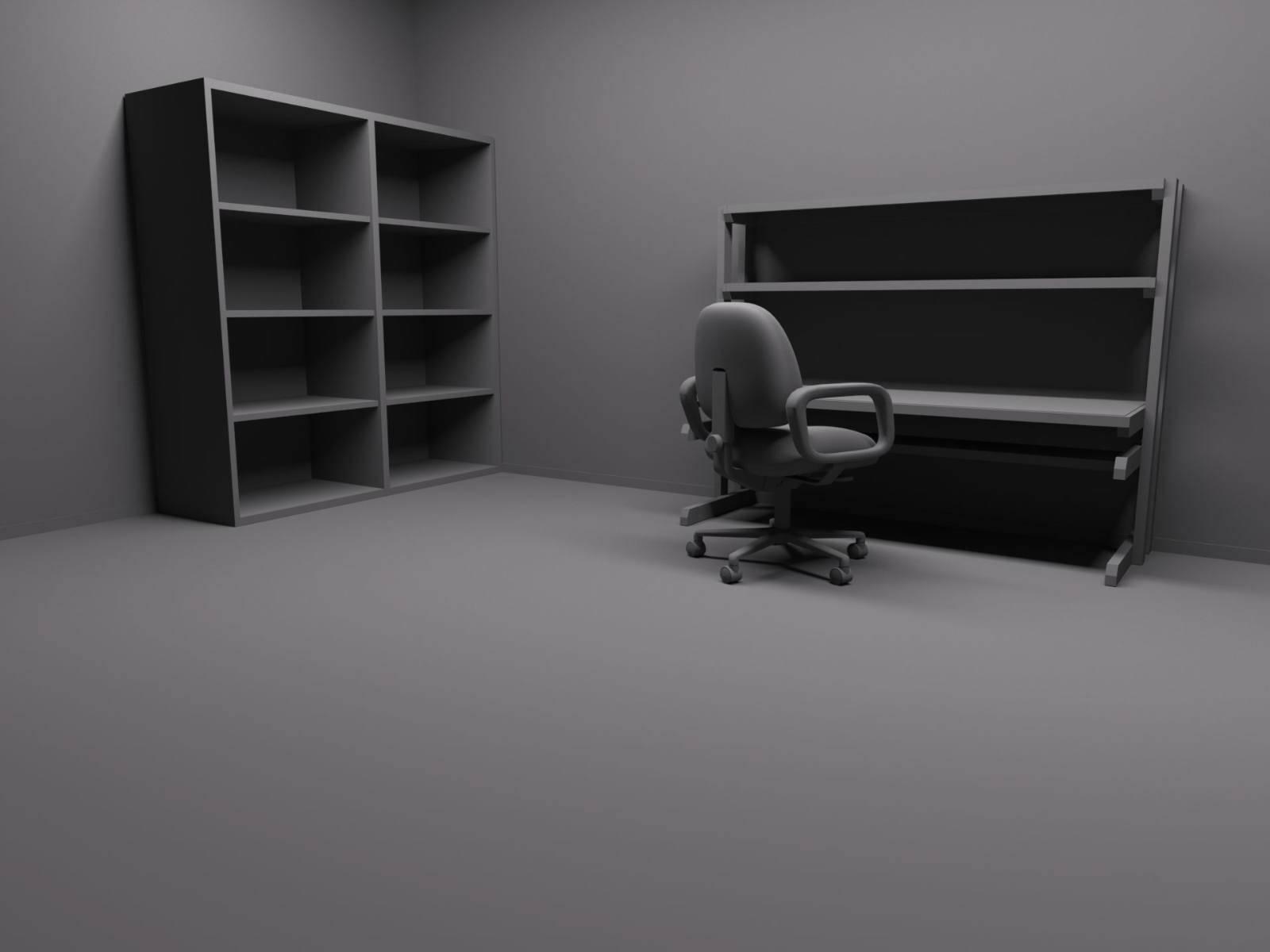 The Office Desktop Wallpaper on Dunder Mifflin Office Layout