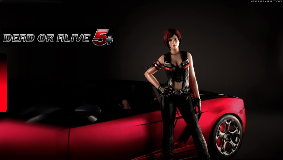 Dead or Alive 5 Ready to Ride Her PS Vita Wallpapers   PS Vita 960x544