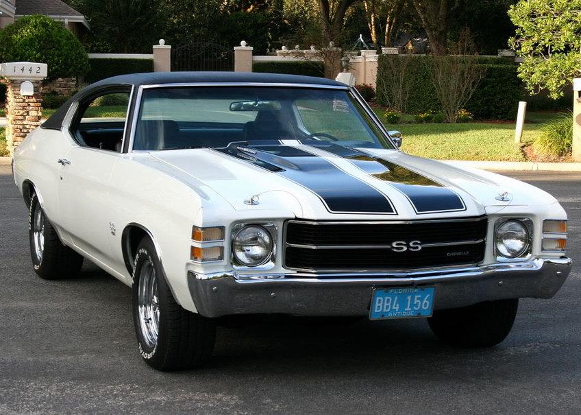 1971 Chevrolet Chevelle SS 454 wallpaper   ForWallpapercom 848x605
