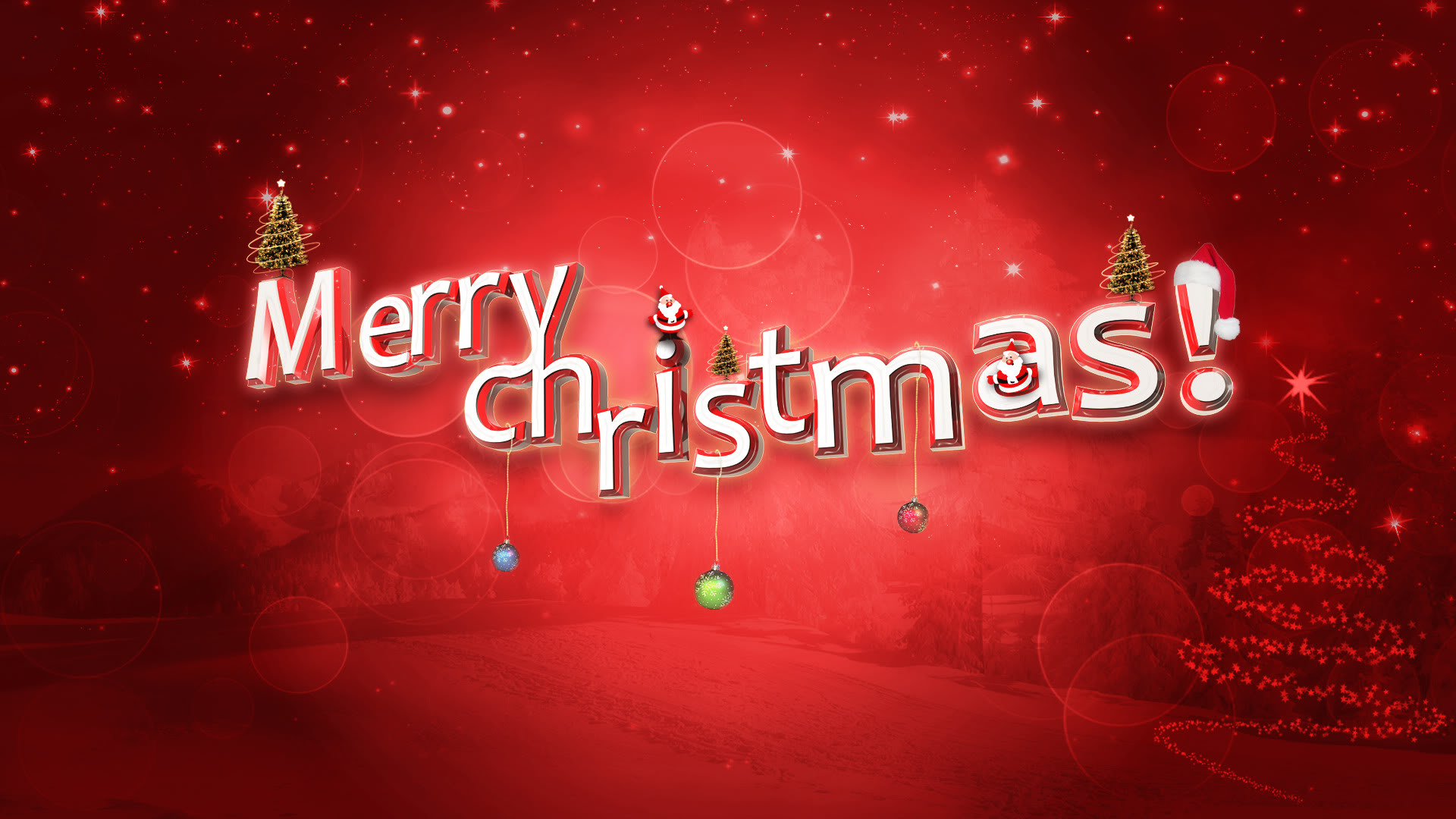 Advance Merry Christmas 2016 Images Pictures Whatsapp dp 1920x1080