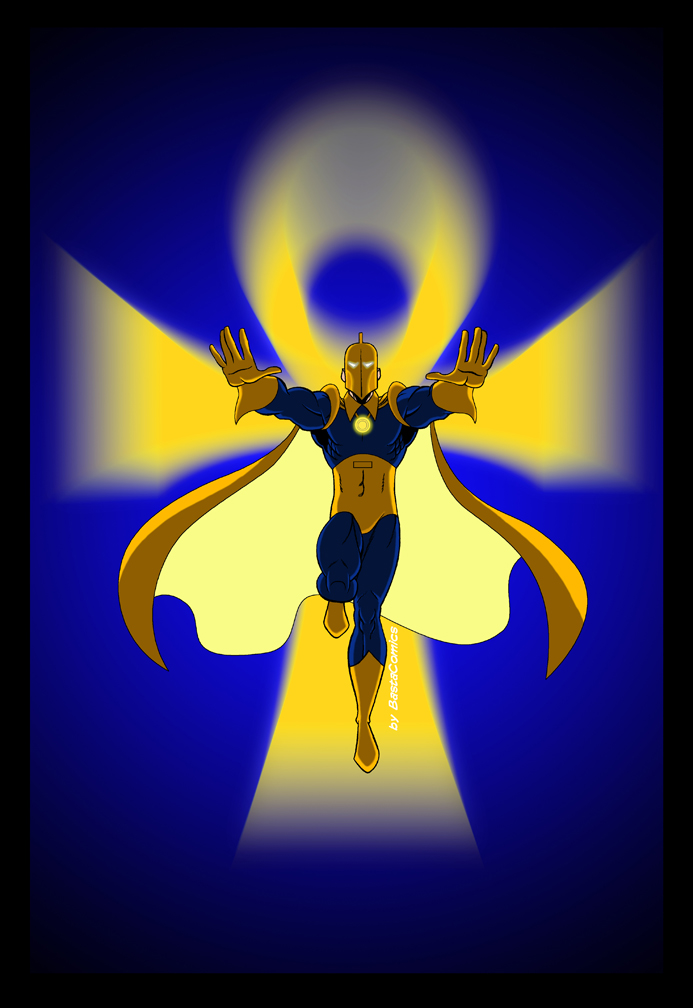 Doctor Fate by bastababes 693x1008
