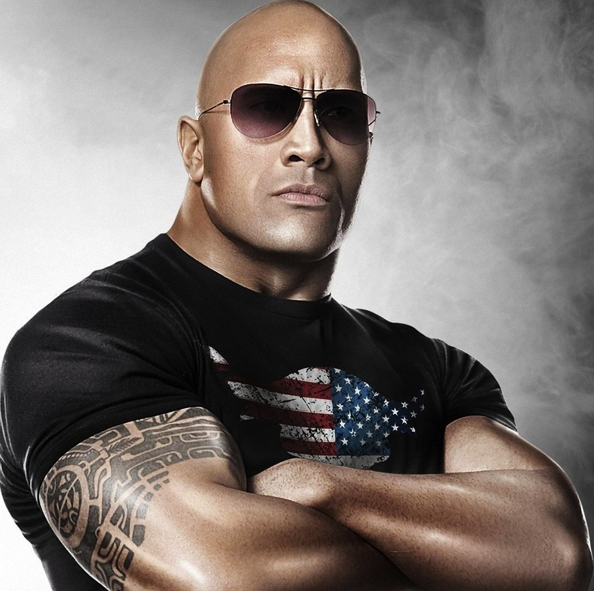 The Rock wwe champion hd wallpapersjpg 1201x1194