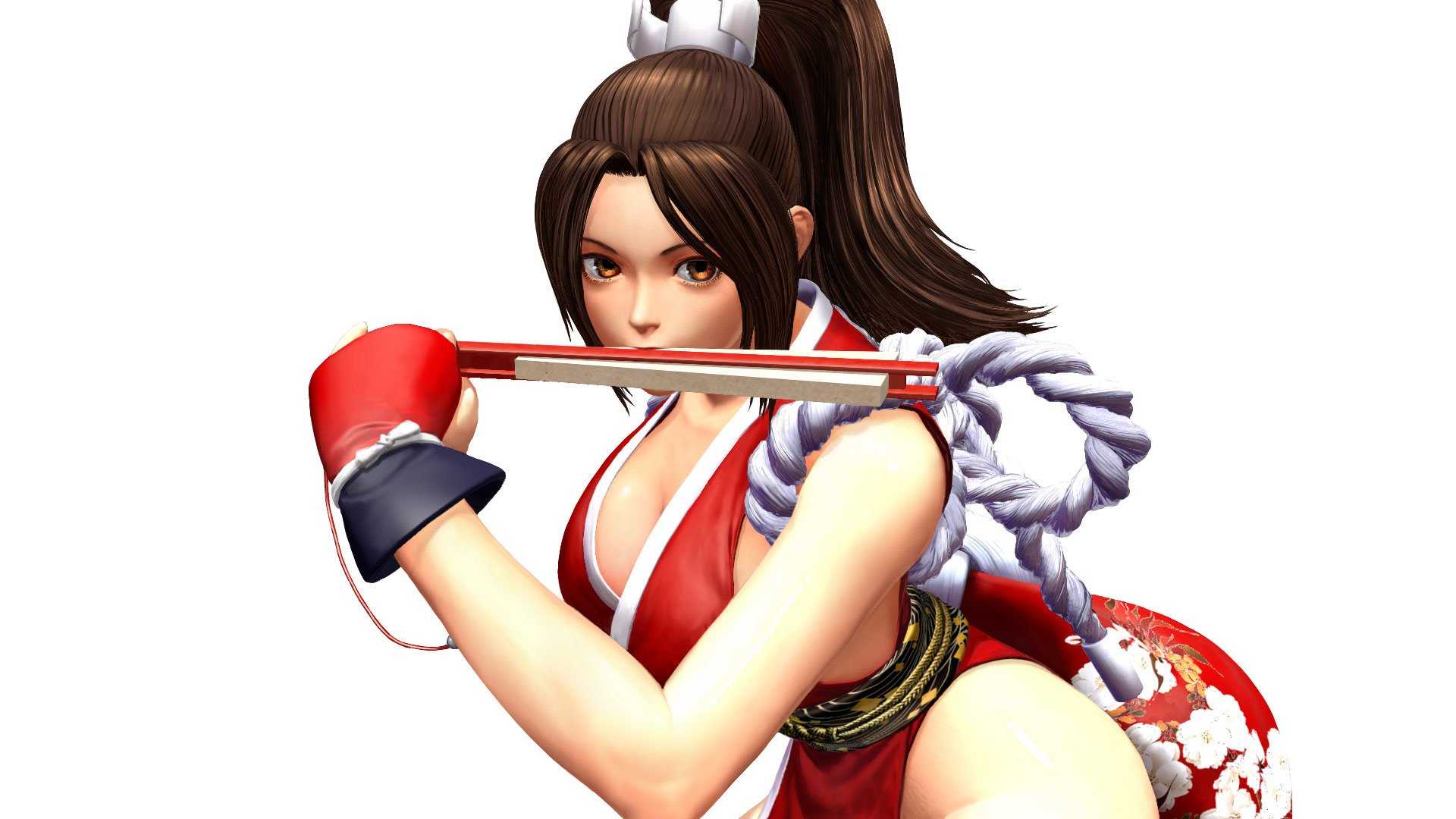Mai Shiranui screenshots images and pictures   Giant Bomb 1920x1080