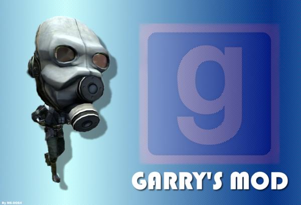 Garrys mod Wallpaper by MS DOS4 600x410