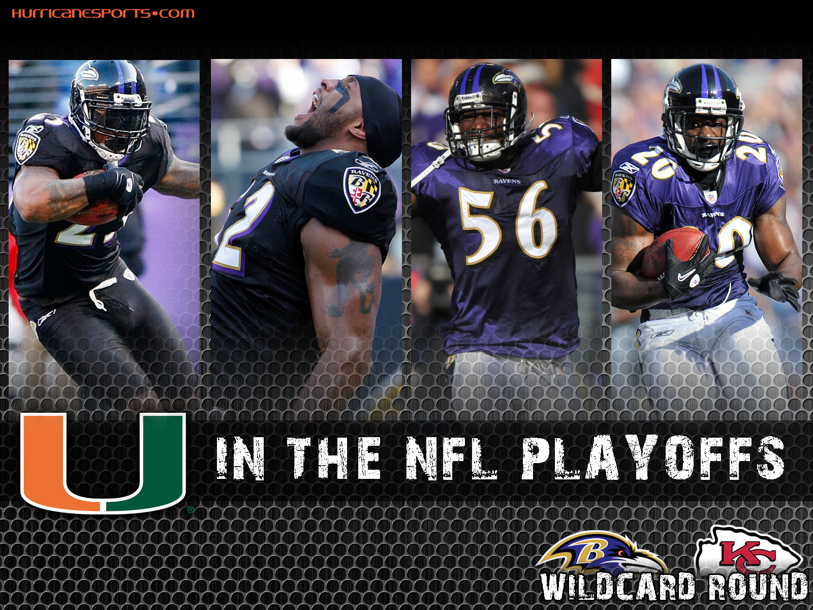 The U Football Wallpaper The U In NFL Playoffs   Ray Lewis Ed 1600x1200
