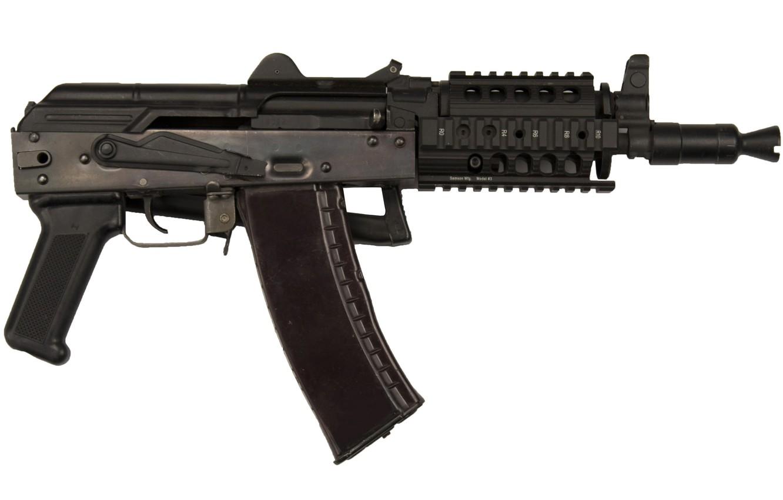 Wallpaper gun weapon rifle AKS 74U Krinkov AKS 74U images for 1332x850