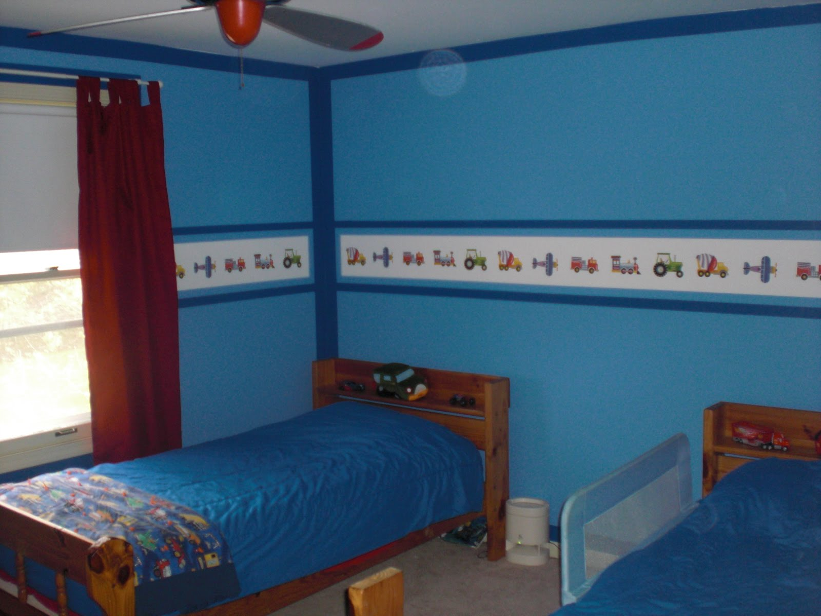 The Pumpkin Patch Transform Tuesday    Boys Bedroom Makeover 1600x1200