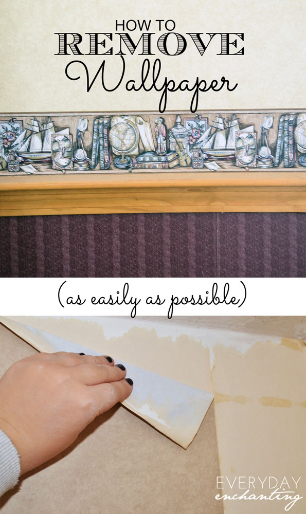 How to Remove Wallpaper as easily as possible Learn our tried and 595x1000