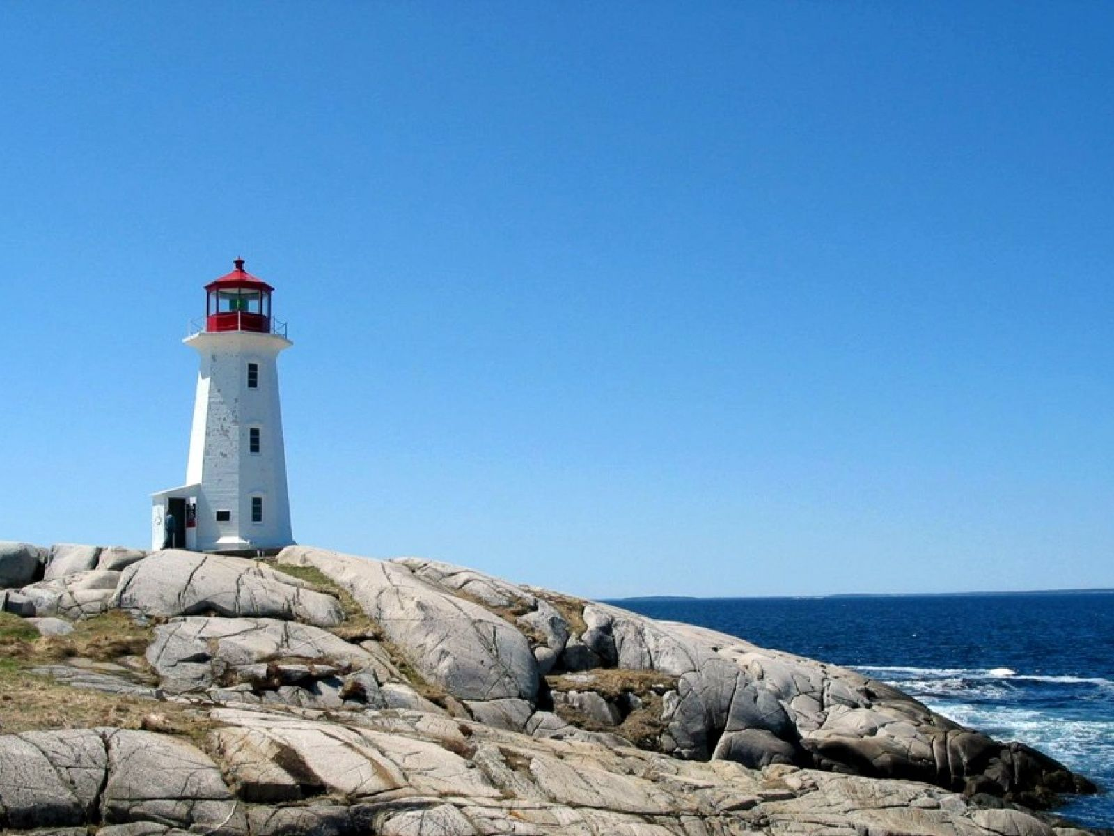 Light Tower WallpapersNova Scotia Wallpapers Pictures Download 1600x1200