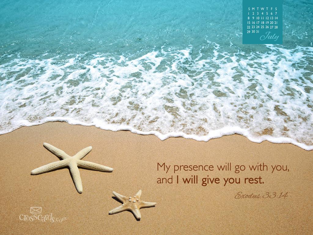 July 2012   Give You Rest Desktop Calendar  Monthly Calendars 1024x768