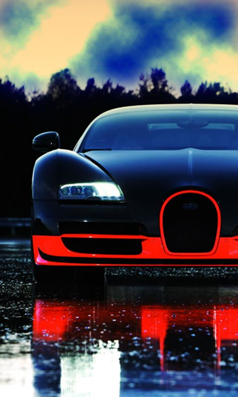 Veyron BE HD Live Wallpaper android live wallpaper 480x800