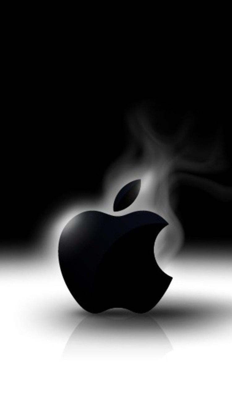 Apple Logo 1 Iphone 7 Wallpaper   Iphone 7 Apple Logo Wallpaper Hd 750x1334