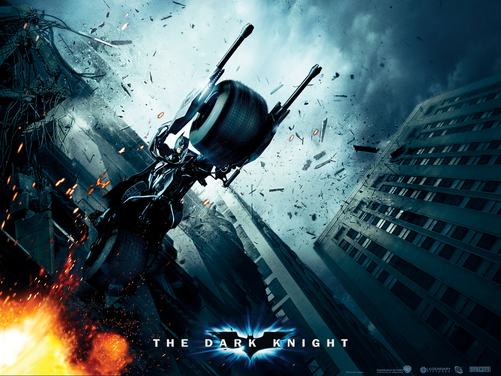 Dark Knight Movie Official Wallpapers HD Wallpapers 1600x1200
