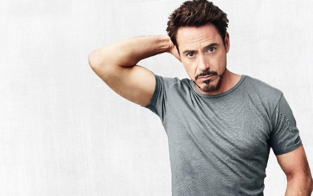 Robert Downey Jr HD Wallpapers Background Images 1280x800