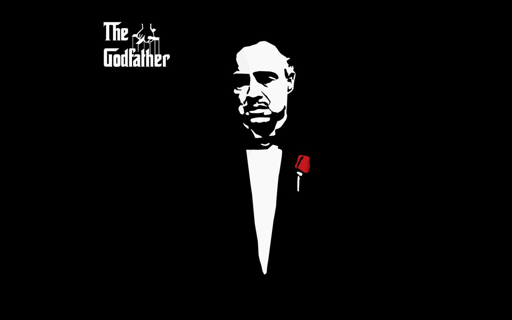 Download Don Vito Corleone   The Godfather wallpaper 1680x1050