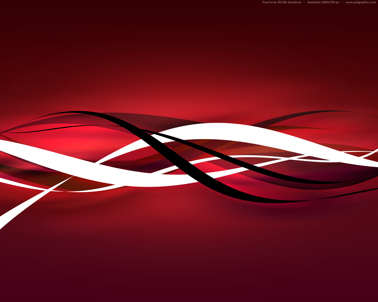 Dark red abstract background PSDGraphics 1280x1024