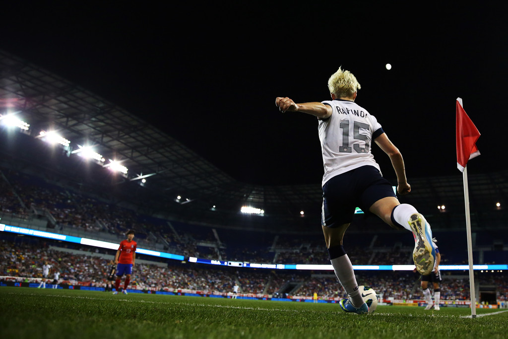 Megan Rapinoe Photos   South Korea v United States   427 of 615 1024x683